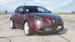 Alfa Romeo MiTo Quadrifoglio Verde (955) 2014〡add-on v2.2 for GTA 5