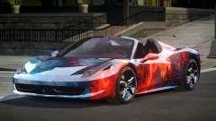 Ferrari 458 BS-S S9 for GTA 4
