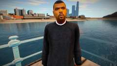 Ice Cube Skin for GTA San Andreas