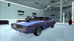 Dodge Charger RT Jimmy Gibbs (L2D4)