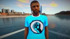 Nigga 3 from GTA Online for GTA San Andreas