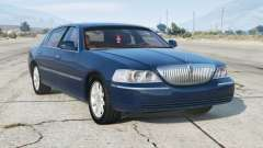 Lincoln Town Car Signature Limited 2010〡add-on v1.1 for GTA 5