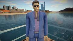 Johnny Cage in a suit for GTA San Andreas