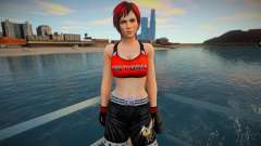 Mila from Dead od Alive 5 for GTA San Andreas