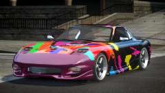 Mazda RX-7 U-Style S6 for GTA 4