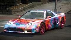 Acura NSX GST-U S2 for GTA 4