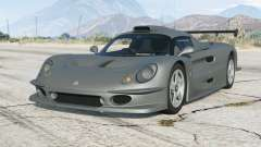Lotus Elise GT1 Road Car (Type 115) 1997〡add-on for GTA 5