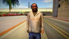 Homeless man from GTA 5 v6 for GTA San Andreas