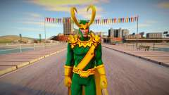 Loki (Classic) for GTA San Andreas