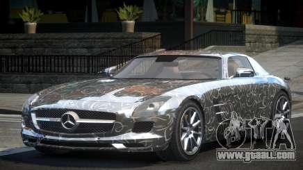 Mercedes-Benz SLS GS-U S1 for GTA 4