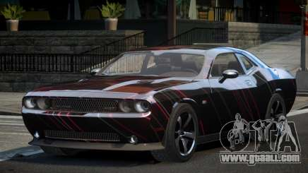 Dodge Challenger 392 PSI-R S6 for GTA 4