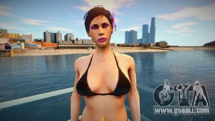 striptease vwfyst1 for GTA San Andreas