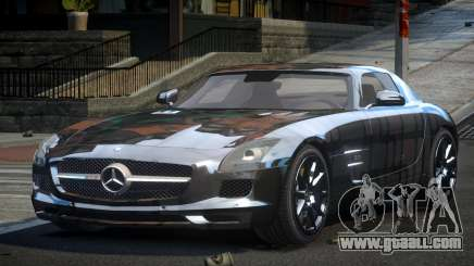 Mercedes-Benz SLS GS-U S6 for GTA 4