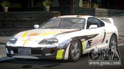 Toyota Supra GST Drift S7 for GTA 4