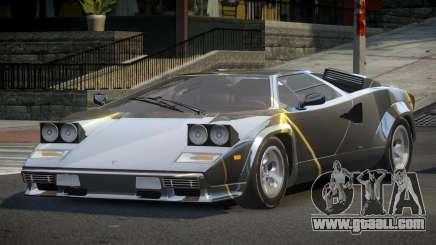 Lamborghini Countach U-Style S5 for GTA 4