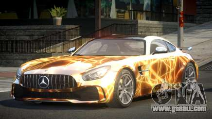Mercedes-Benz AMG GT Qz S6 for GTA 4