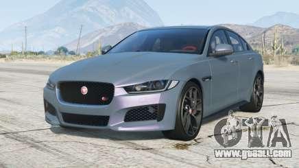 Jaguar XE S (X760) 2015〡add-on v3.0 for GTA 5