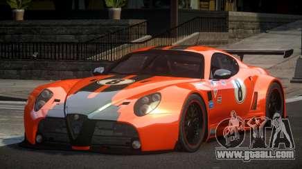 Alfa Romeo 8C Competizione GS-R S2 for GTA 4