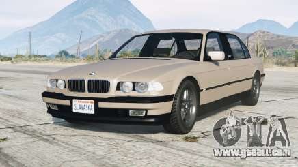 BMW L7 (E38) 2001〡add-on for GTA 5