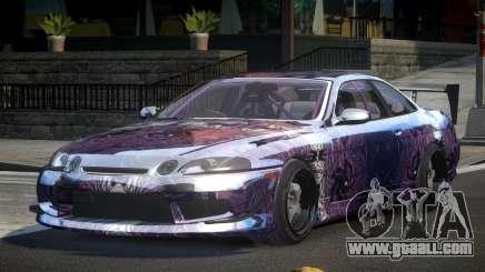 Toyota Soarer U-Style S3 for GTA 4