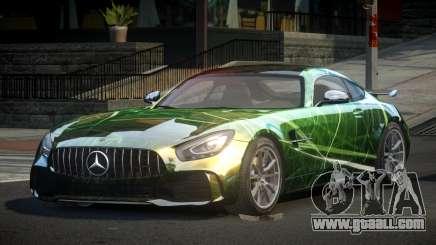 Mercedes-Benz AMG GT Qz S1 for GTA 4