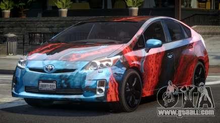 Toyota Prius U-Style S6 for GTA 4