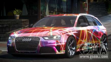 Audi B9 RS4 S7 for GTA 4