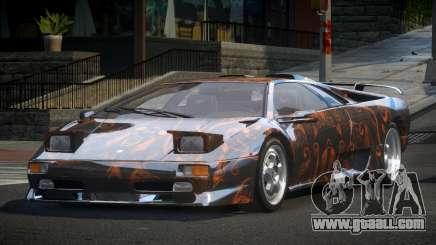 Lamborghini Diablo SP-U S2 for GTA 4