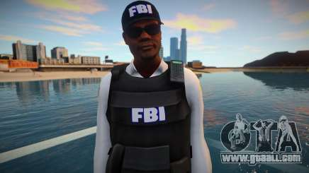 Guard FBI for GTA San Andreas
