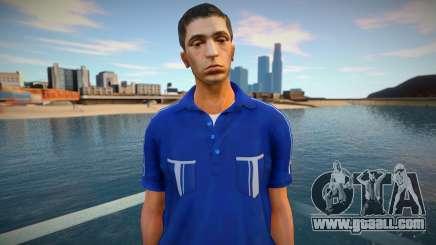 Johnny Sindacco for GTA San Andreas
