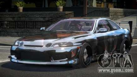 Toyota Soarer U-Style S8 for GTA 4