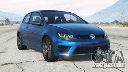 Volkswagen Golf R 3-door (Typ 5G) 2013〡add-on for GTA 5