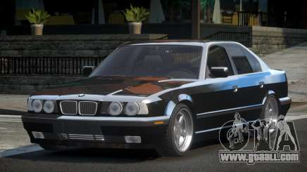 BMW M5 E34 PSI V1.0 for GTA 4