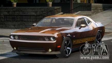 Dodge Challenger 392 PSI-R S9 for GTA 4
