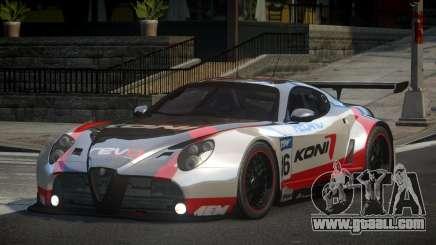 Alfa Romeo 8C Competizione GS-R S10 for GTA 4