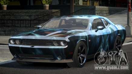 Dodge Challenger 392 PSI-R S8 for GTA 4