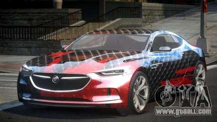 Buick Avista PSI-S S7 for GTA 4