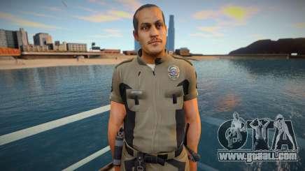 Las Venturas Police for GTA San Andreas