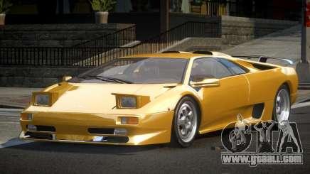 Lamborghini Diablo SP-U for GTA 4