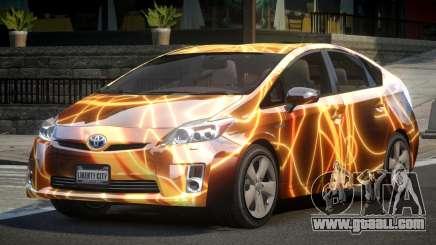 Toyota Prius U-Style S7 for GTA 4