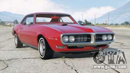 Pontiac Firebird 400 (2337) 1968〡add-on for GTA 5