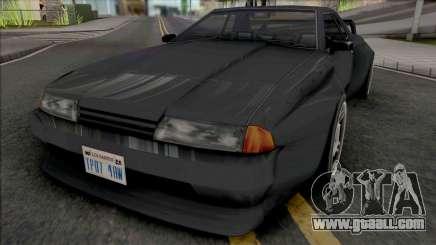Elegy Pandem Widebody for GTA San Andreas