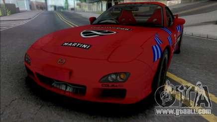 Mazda RX-7 Spirit R for GTA San Andreas
