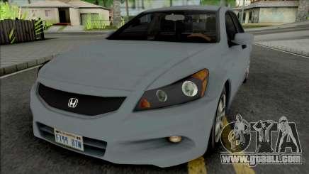 Honda Accord 2012 Medium-Poly for GTA San Andreas