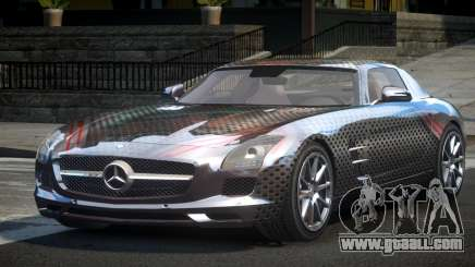 Mercedes-Benz SLS GS-U S10 for GTA 4
