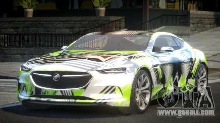 Buick Avista PSI-S S5 for GTA 4