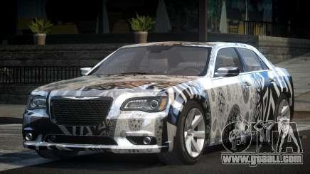 Chrysler 300C SP-R S6 for GTA 4