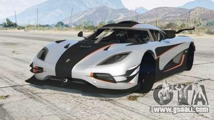 Koenigsegg One:1 2014〡add-on v2.0 for GTA 5