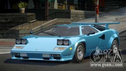 Lamborghini Countach U-Style for GTA 4