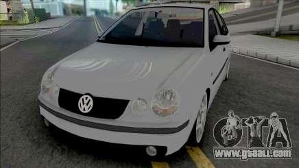 Volkswagen Polo Sedan 2005 Comfortline for GTA San Andreas